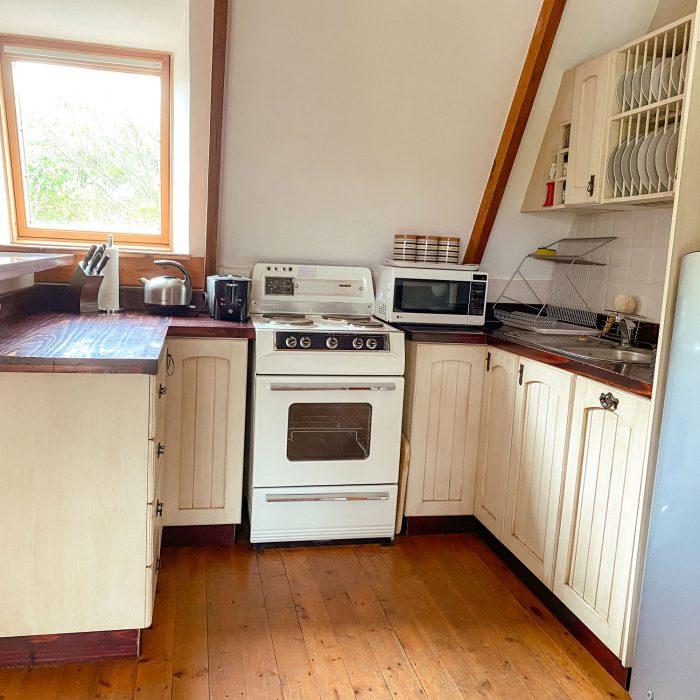 Kitchen at Barn Owl