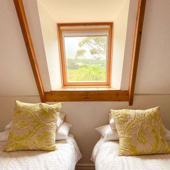View in bedroom