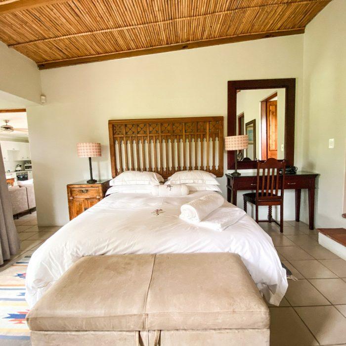 Bedroom at Olive