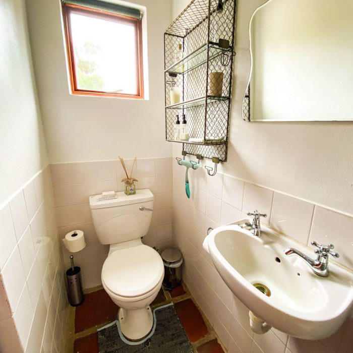 Bathroom at Olive