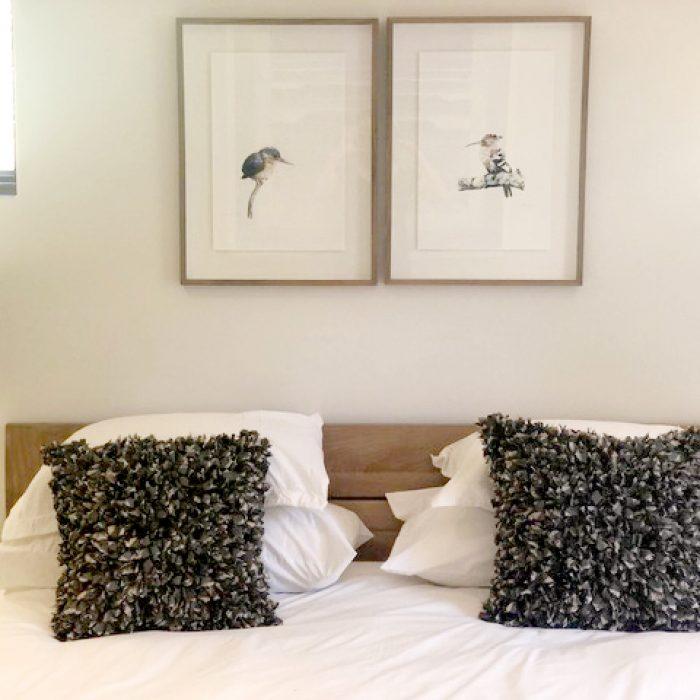 Bird Room King Bed