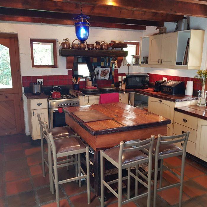 Kitchen at Strelitzia